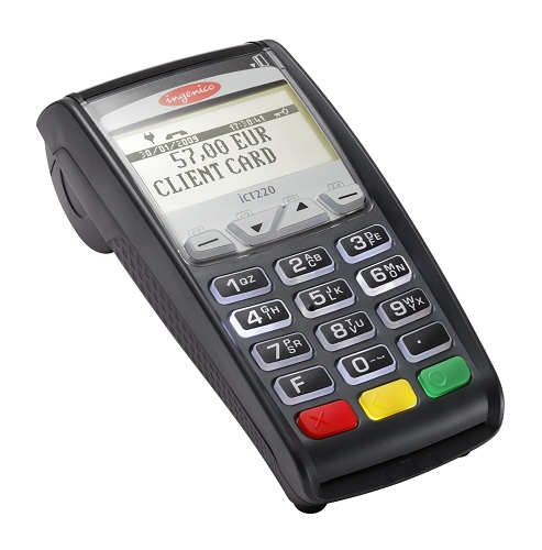 $109 When you Buy 10 or More Ingenico, ICT220-11P2372A CONTACTLESS PCI 3 0