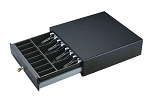 Bematech, Cash Drawer 13X13X3.5, BLACK, RJ CONNECTION (EPSON) PN: CD330