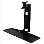 Wall Mount for Flat Panel Monitor with Keyboard Tray  PN:367-2852