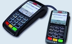 iCT220 Dual Com, EMV, NON-Contactless with iPP220 Non Contactless PIN Pad Bundle includes: ICT220 Terminal, IPP220 Pin Pad, Base Line Load, Application Load and Key Injection  (COPY)