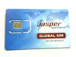 SIM CARD JASPER prepaid Gold plan 36Meg Data SIM Card for Dejavoo Z-9 GPRS