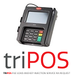 RA SERVICE UPGRADE FOR TRIPOS  INCLUDES - CERT CLEAR, RBA LOAD, DEBIT, E2E KEY Encryption