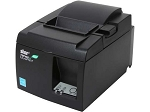 STAR MICRONICS, TSP143IIILAN GY US, THERMAL PRINTER, CUTTER, ETHERNET (LAN), GREY, INTERNAL POWER SUPPLY AND CABLE INCLUDED PN 39464910