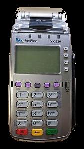 Verifone VX520 Dual Com Smart Card Contacless