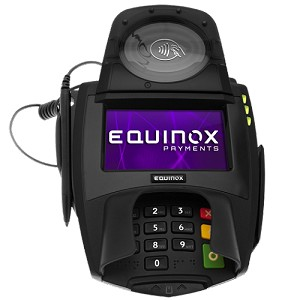 L5200 DATACAP Bundle for Equinox L5200 EMV/ Contactless includes cables, all file loads, encryption and DATACAP Forms Package