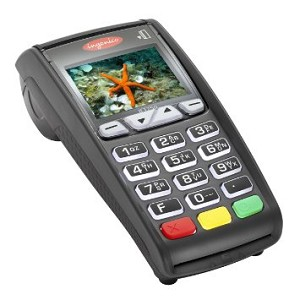 Ingenico iCT250 V3  (ICT250-11P2198A) - Dual Comm/ EMV/NFC REMANUFACTURED