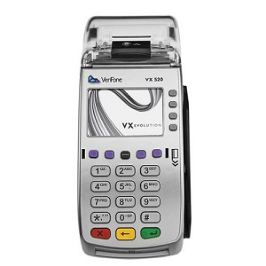 $79 ea. when you buy 10 or more Verifone VX520 Dual Com Smart Card NON Contactless  VX520 M252-653-A3-NAA-3