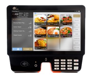 "Aries8 Kit Android 8"" Fixed Payment Tablet (with integrated Plate/Comm) 5.x *To be used as a Multi-Lane Payment Device* AR8-A1100-0301-5P3-EA"