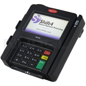 Shift4 iSC250 ETHERNET Bundle includes Pin Pad, Cable, Power Supply, File loads and Encryption