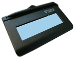 Topaz SigLite 1x5 Signature Capture Pad - Serial DB9